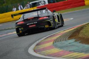 #44 Mercedes-AMG Team Strakka Racing Mercedes-AMG GT3: Lewis Williamson, Gary Paffett, Tristan Vautier