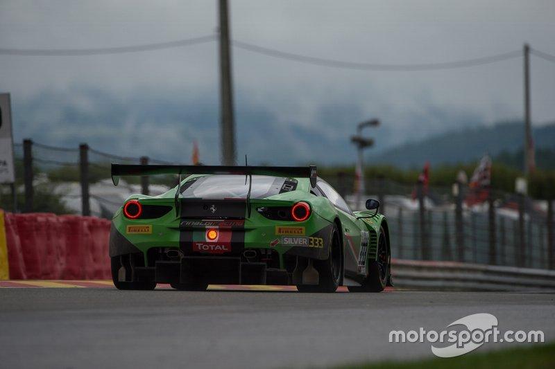 #333 Rinaldi Racing Ferrari 488 GT3: Rinat Salikhov, Denis Bulatov, David Perel, Indy Dontje