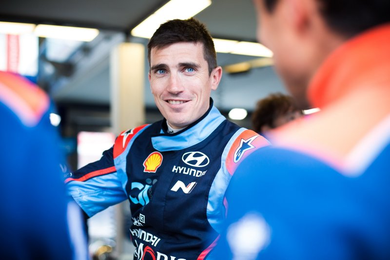 Greeg Breen, Hyundai Motorsport