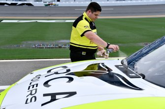 Brandon Jones, Joe Gibbs Racing, Toyota Supra Menards/ORCA crew
