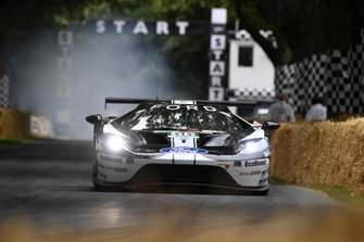 Ford GT Stefan Mucke