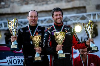 Ronnie Graue, Orlando Terranova, Mini JCW Rally