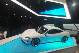 Porsche al Salone di Francoforte