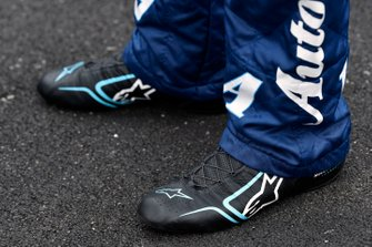 Schuhe: Martin Truex Jr., Joe Gibbs Racing