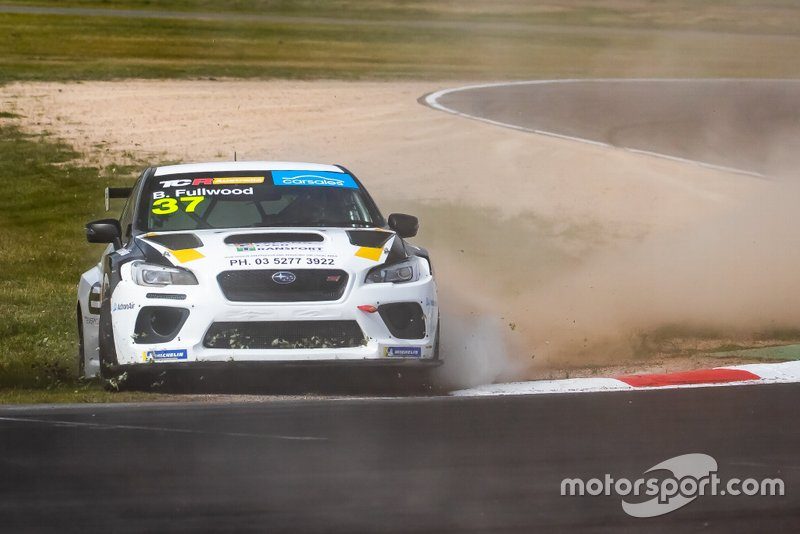 Bryce Fullwood, Kelly Racing Holden Astra TCR