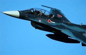 F-2B 戦闘機
