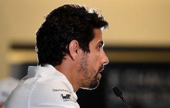 Lucas Di Grassi, Audi Sport ABT Schaeffler in the press conference