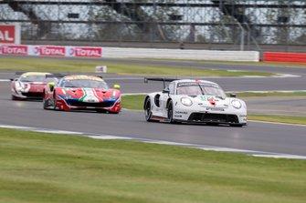 #92 PORSCHE GT TEAM - Porsche 911 RSR - 19: Michael Christensen, Kevin Estre