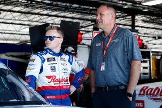 Justin Haley, Kaulig Racing, Chevrolet Camaro Raybestos Brakes