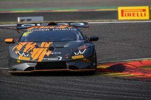 Grzegorz Moczulski, Andrzej Lewandowski, Lamborghini Huracán Super Trofeo Evo