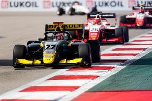 Ye Yifei, Hitech Grand Prix voor Marcus Armstrong, PREMA Racing