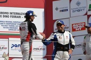 Giovanni Altoè e Raffaele Gurrieri