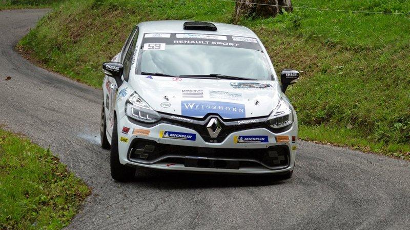 Ismael Vuistiner, Florine Kummer, Renault Clio R3, Vuistin Team