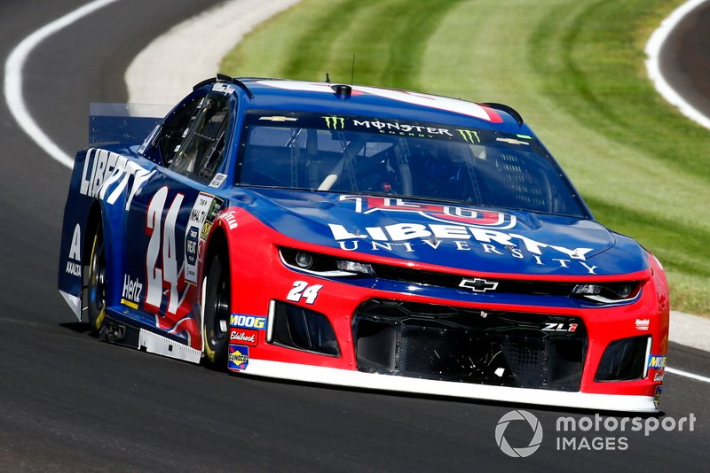 4. William Byron, Hendrick Motorsports, Chevrolet Camaro
