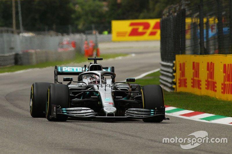 Monza: Lewis Hamilton (Mercedes)