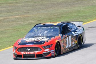 Aric Almirola, Stewart-Haas Racing, Ford Mustang Smithfield Racin' for Bacon