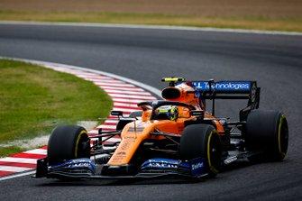 Lando Norris, McLaren MCL34