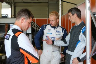 #6 Team LNT - Ginetta G60-LT-P1 - AER: Oliver Jarvis, Guy Smith, Mike Simpson