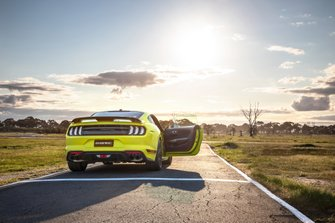 Special edition Ford Mustang