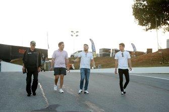 #29 Montaplast by Land Motorsport Audi R8 LMS GT3: Daniel Morad, Christopher Mies, Riccardo Feller
