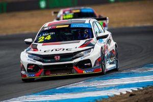 John Martin, Wall Racing Honda