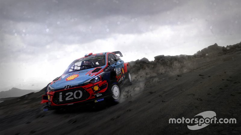 WRC 8 (PC, PS4, Xbox One et Switch)