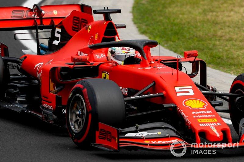 5: Sebastian Vettel, Ferrari, 1min15s071