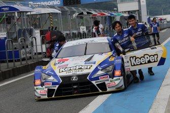 #37 Team Tom's Lexus LC500