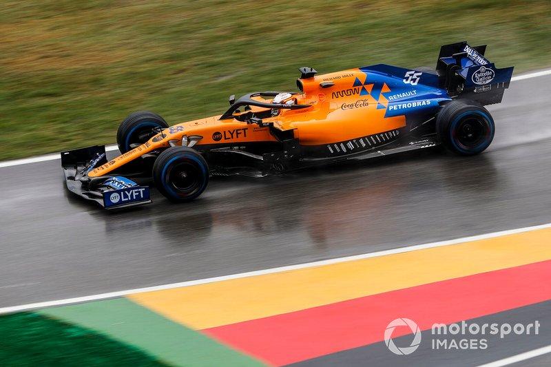 5. Carlos Sainz Jr., McLaren MCL34