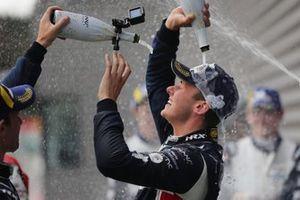 Podio: Ganador de la carrera #22 United Autosports Ligier JSP217 Gibson: Philip Hanson, Filipe Albuquerque