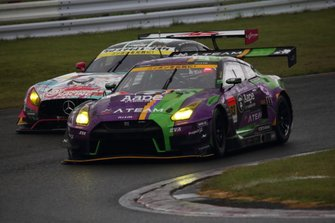 #33 X Works Nissan GT-R: Marchy Lee, Shaun Thong, Adderly Fong