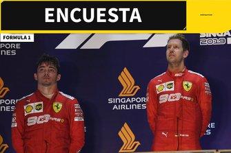 Encuesta F1 GP de Singapur