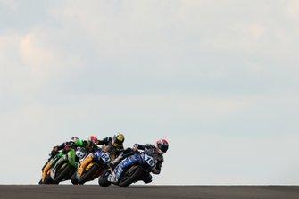 Jules Cluzel, GMT94 Yamaha, Federico Caricasulo, BARDAHL Evan Bros. WorldSSP Team, Lucas Mahias, Kawasaki Puccetti Racing
