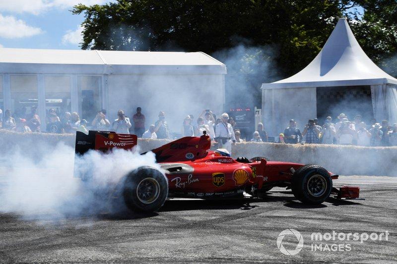 Ferrari F10 Marc Gene