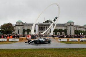 Valtteri Bottas, Mercedes-AMG F1 W10 EQ Power+ donas