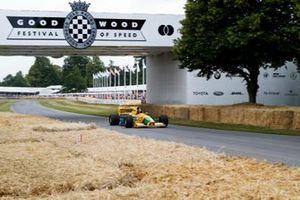 Benetton-Ford B192