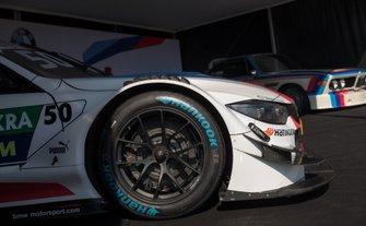 BMW M4 DTM Race taxi