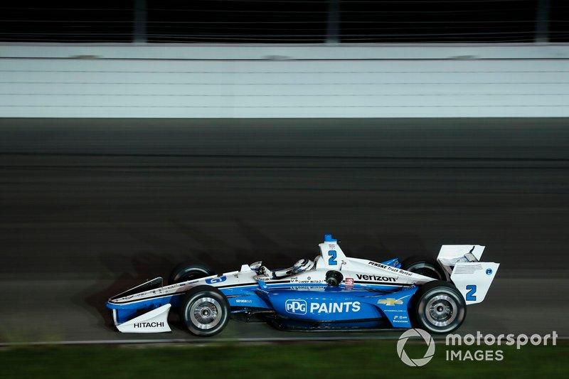7. Josef Newgarden, Team Penske Chevrolet