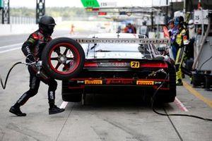 #21 Audi Team Hitotsuyama Audi R8 LMS GT3 Evo: Alessio Picariello, Richard Lyons, Ryuichiro Tomita