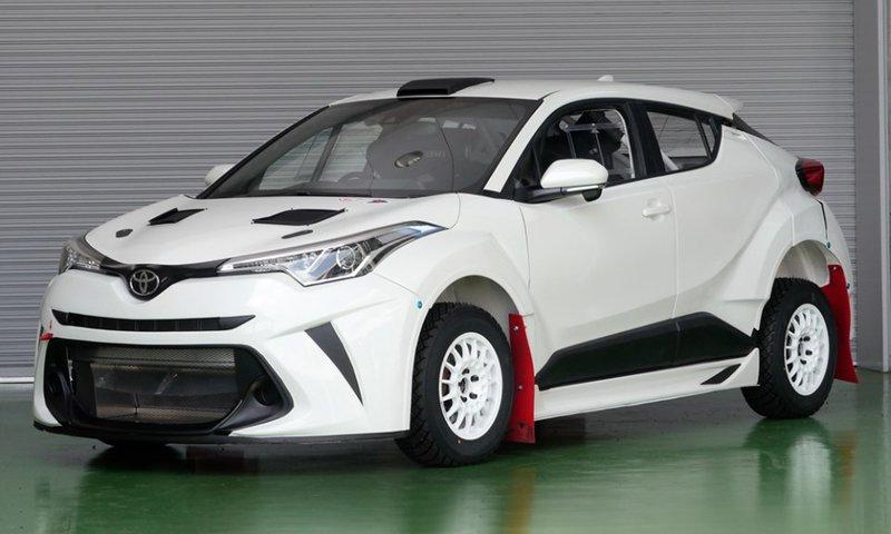 Toyota C-HR AP4