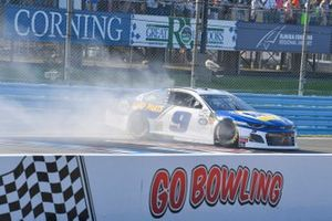 1. Chase Elliott, Hendrick Motorsports, Chevrolet Camaro NAPA AUTO PARTS