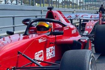 Rubens Barrichello, BRM, testes na S5000