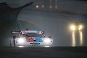 #911 Porsche GT Team Porsche 911 RSR, GTLM: Nick Tandy, Patrick Pilet