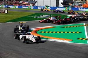 Lirim Zendeli, Sauber Junior Team by Charouz and Christian Lundgaard, ART Grand Prix