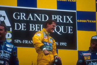 1. Michael Schumacher, Benetton