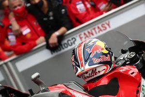 Helmet of Jack Miller, Ducati Team