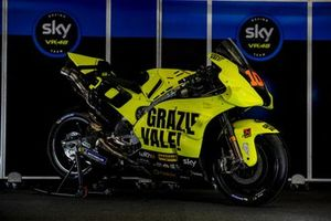 Livrea speciale Sky Racing Team VR46 per Valentino Rossi