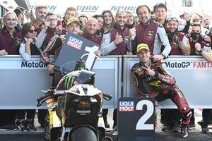 Sam Lowes, Marc VDS Racing Team, Augusto Fernandez, Marc VDS Racing Team