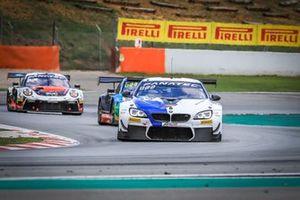 #35 Walkenhorst Motorsport BMW M6 GT3: Martin Tomczyk, Nicky Catsburg, Thomas Neubauer
