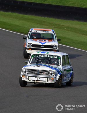 Gerry Marshall Trophy, Rupert Deeth Mini Simon Goodliff Fiesta